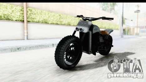 GTA 5 Western Gargoyle Custom v2 для GTA San Andreas вид справа
