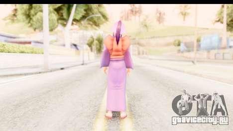 Kamiya v3 для GTA San Andreas третий скриншот