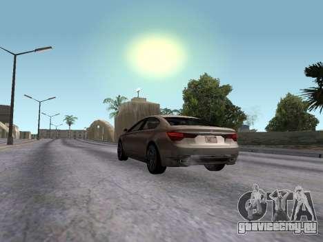 GTA 5 Ubermacht Oracle II для GTA San Andreas вид слева