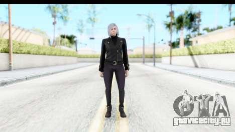 GTA 5 Ill Gotten-Gains DLC Female Skin для GTA San Andreas второй скриншот