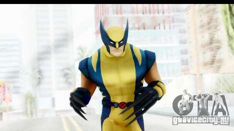 Marvel Heroes - Wolverine Modern для GTA San Andreas