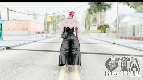Bleach - Renji B для GTA San Andreas третий скриншот