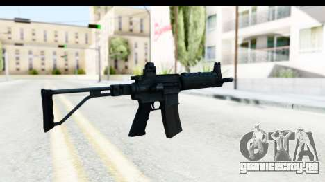 LR-300 для GTA San Andreas второй скриншот
