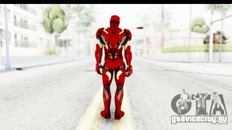 Marvel Heroes - Ironman Mk46 для GTA San Andreas третий скриншот
