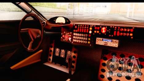 GTA 5 Progen Tyrus SA Style для GTA San Andreas вид сбоку