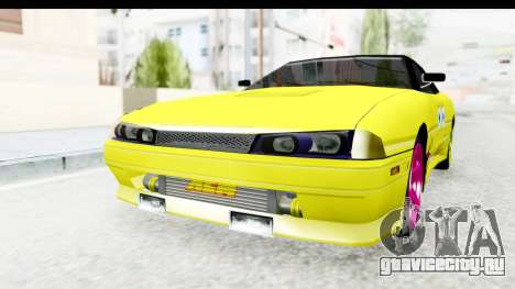 Elegy SpongeBob Version для GTA San Andreas