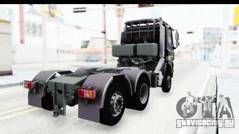 Tatra Phoenix 6x2 Agro Truck v1.0 для GTA San Andreas вид слева