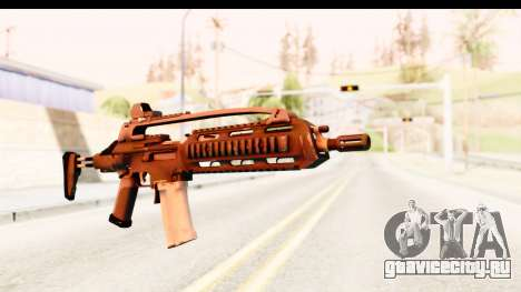 SCAR-LK для GTA San Andreas второй скриншот