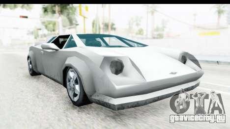 VCS Infernus для GTA San Andreas