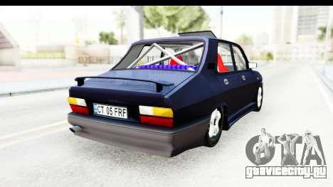 Dacia 1310 Berlina Tunata v2 для GTA San Andreas вид сзади слева