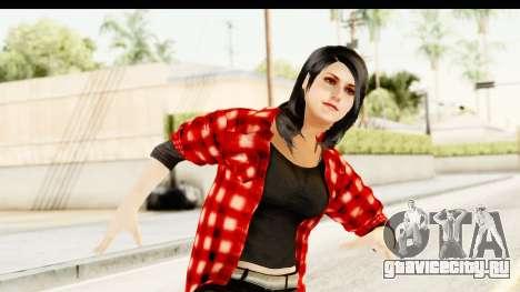 Twilight - Bella для GTA San Andreas
