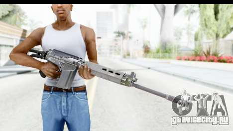FN-FAL для GTA San Andreas третий скриншот