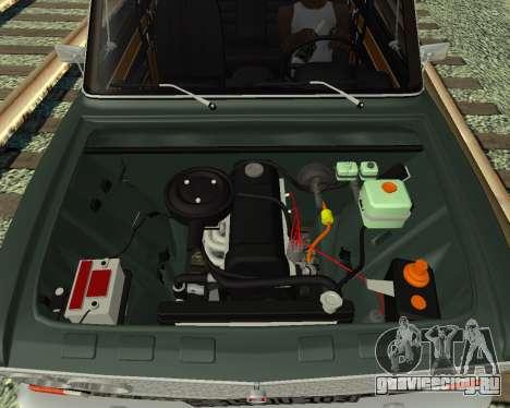 ВАЗ 2103 Armenian для GTA San Andreas вид слева
