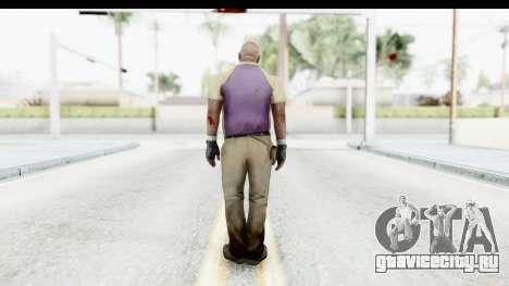 Left 4 Dead 2 - Coach для GTA San Andreas третий скриншот