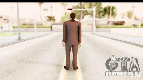 Yakuza 0 Goro Majima для GTA San Andreas третий скриншот