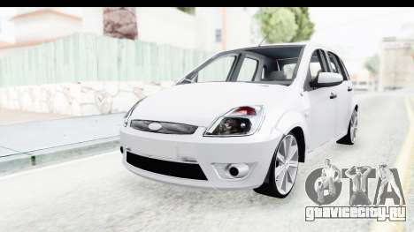 Ford Fiesta 2004 для GTA San Andreas