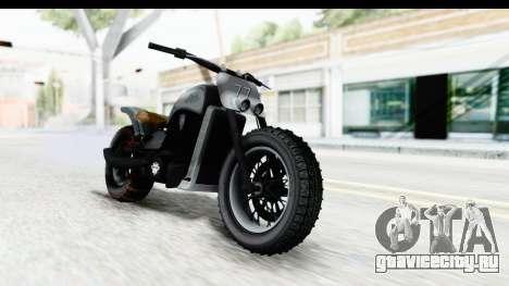 GTA 5 Western Gargoyle Custom v2 для GTA San Andreas