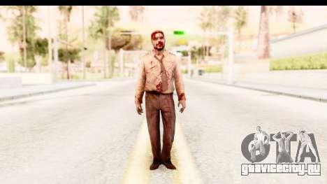 Left 4 Dead 2 - Zombie Pilot для GTA San Andreas второй скриншот