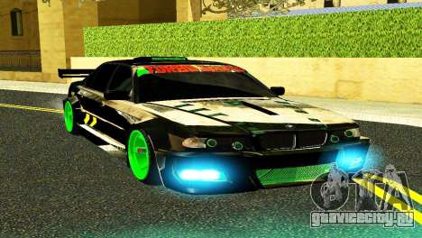 BMW 750 E38 Hamann Turbo Sports для GTA San Andreas