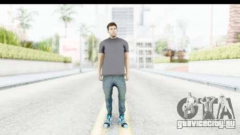 Lionel Messi Casual для GTA San Andreas второй скриншот