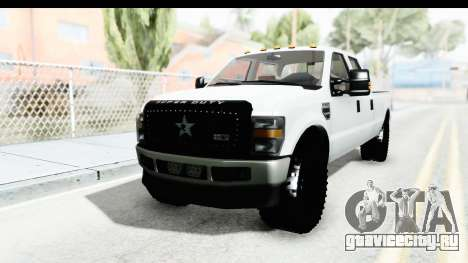 Ford F-350 Power Stroke для GTA San Andreas