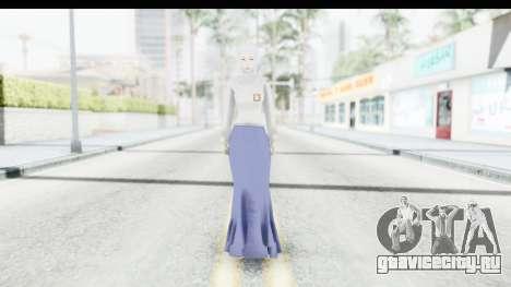 Muslim Girl для GTA San Andreas второй скриншот