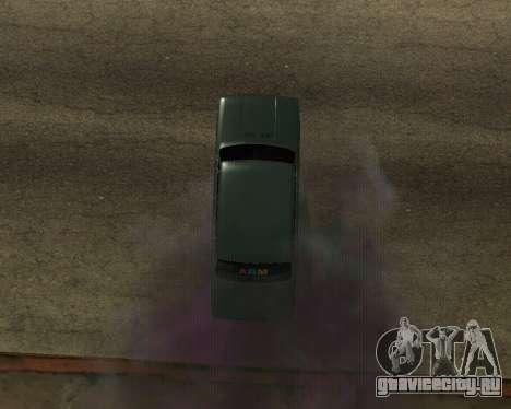 VAZ 2101 Armenian для GTA San Andreas вид сзади слева
