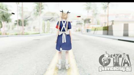 DoA 5: LR - Marie Rose Nurse v1 для GTA San Andreas третий скриншот