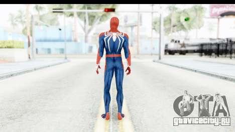 Spider-Man Insomniac v1 для GTA San Andreas третий скриншот