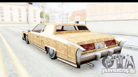 Remington New PJ для GTA San Andreas вид слева