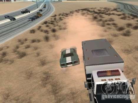 Hot Wheels для GTA San Andreas третий скриншот