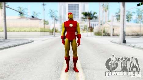 Marvel Heroes - Ironman для GTA San Andreas второй скриншот