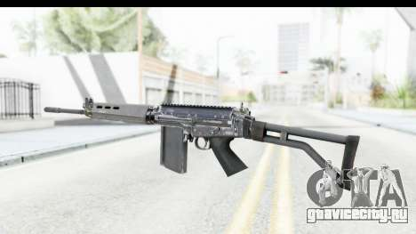 FN-FAL для GTA San Andreas второй скриншот