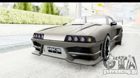 Elegy Sport Type v1 для GTA San Andreas вид сзади слева