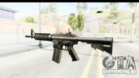 AR-15 для GTA San Andreas второй скриншот