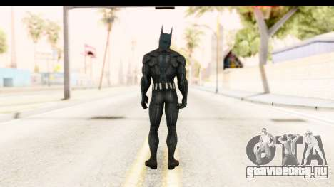 Batman Arkham City Batman Beyond для GTA San Andreas третий скриншот
