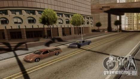 rus_racer ENB v1.0 для GTA San Andreas восьмой скриншот