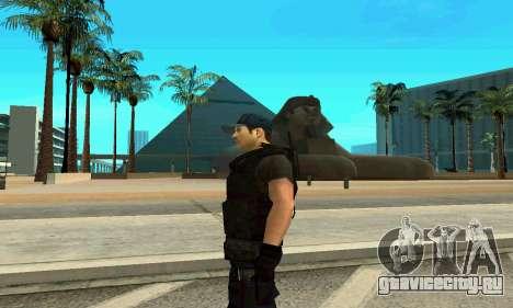 Тренер SWAT для GTA San Andreas третий скриншот