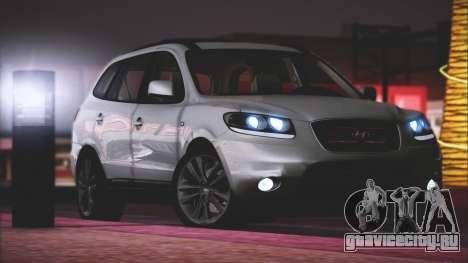 Hyundai Santa Fe Stock для GTA San Andreas