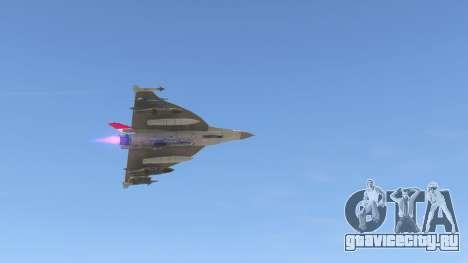 F-16XL USA для GTA 5 девятый скриншот
