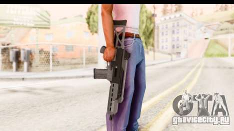 GTA 5 Vom Feuer Special Carbine для GTA San Andreas третий скриншот