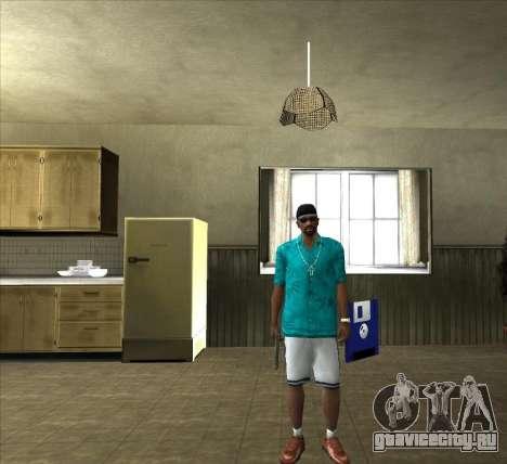 Рубашка Томми для GTA San Andreas второй скриншот