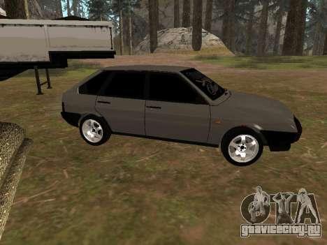 ВАЗ 2109 Классика для GTA San Andreas вид справа