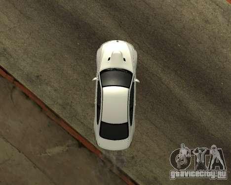 BMW M3 Armenian для GTA San Andreas вид справа