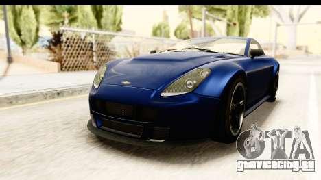 GTA 5 Dewbauchee Rapid GT для GTA San Andreas