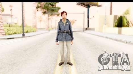 Silent Hill Downpour - Annie для GTA San Andreas второй скриншот