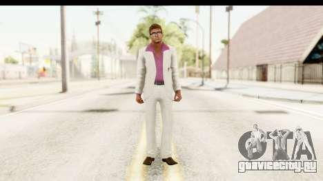 GTA Vice City - Lance Vance Remake для GTA San Andreas второй скриншот