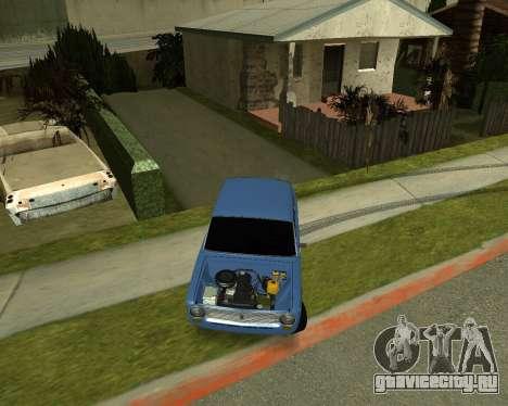 VAZ 2101 Armenian для GTA San Andreas вид слева