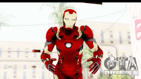 Marvel Heroes - Ironman Mk46 для GTA San Andreas