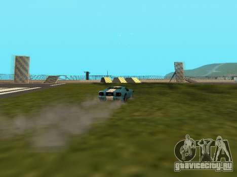 Hot Wheels для GTA San Andreas пятый скриншот